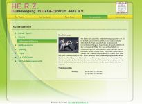 webdesign herz homepage